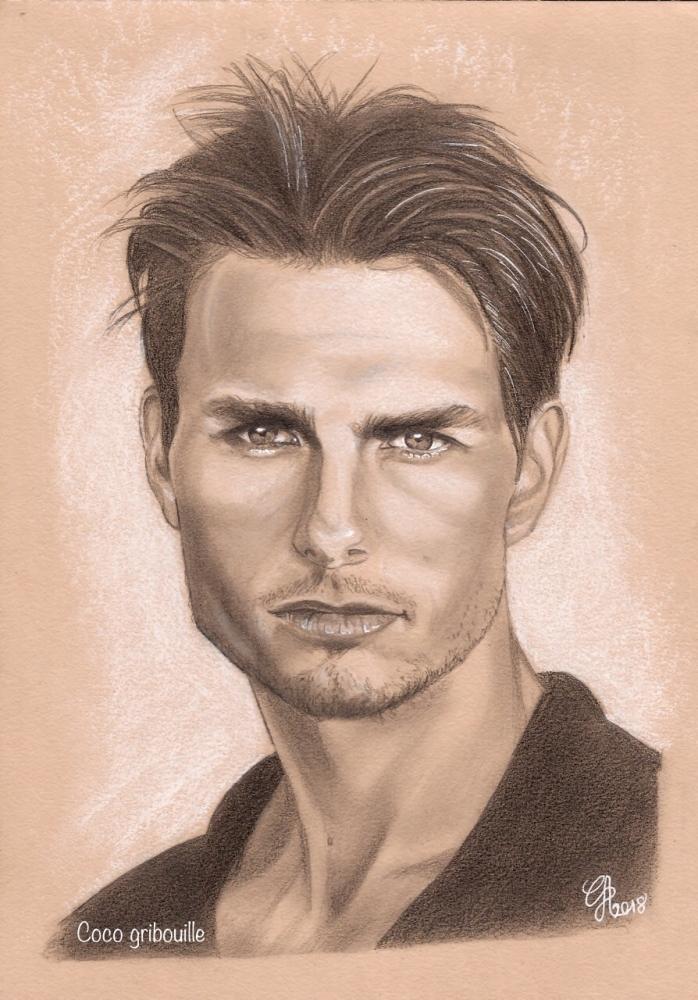Tom Cruise por Coco66